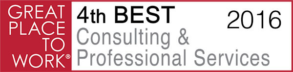 4th Best Consulting and Prof Services