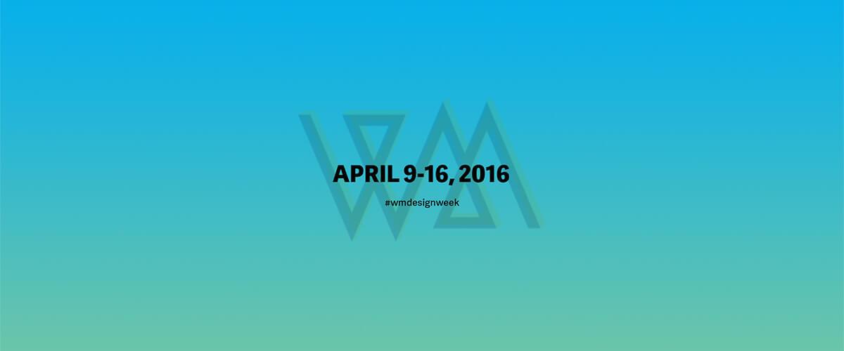 West Michigan Design Week 2016