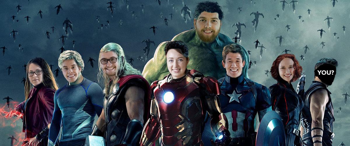 Intern Avengers