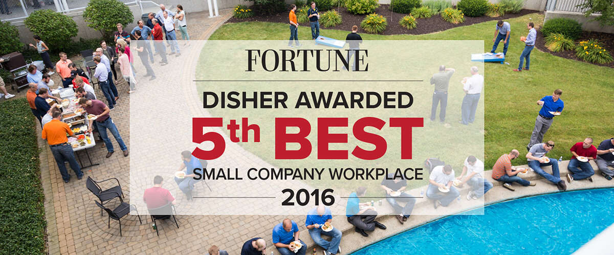5th Best Small Business 2016