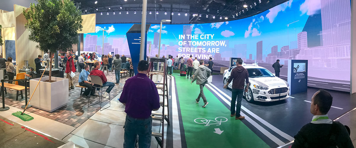 CES 2018 Smart Cities