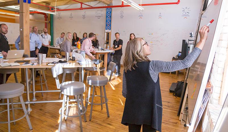Innovation Workshop Ideation