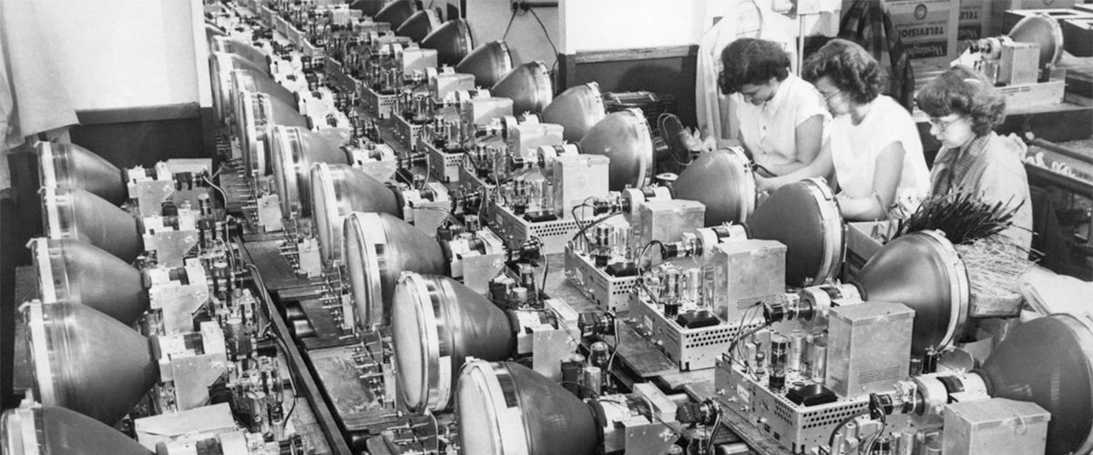 An Automation History Lesson