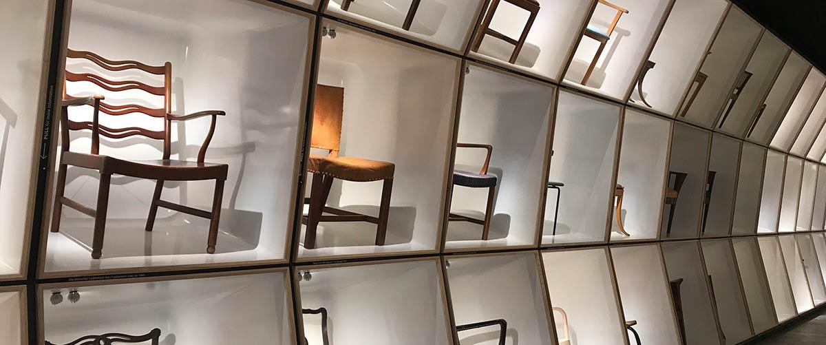 chair wall